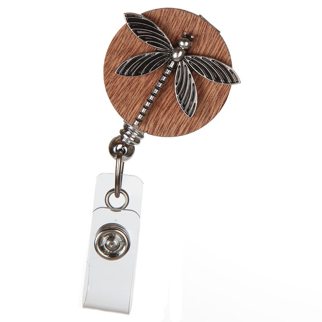 Dragonfly Badge Reel