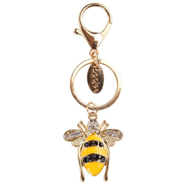 Queen Bee Keychain