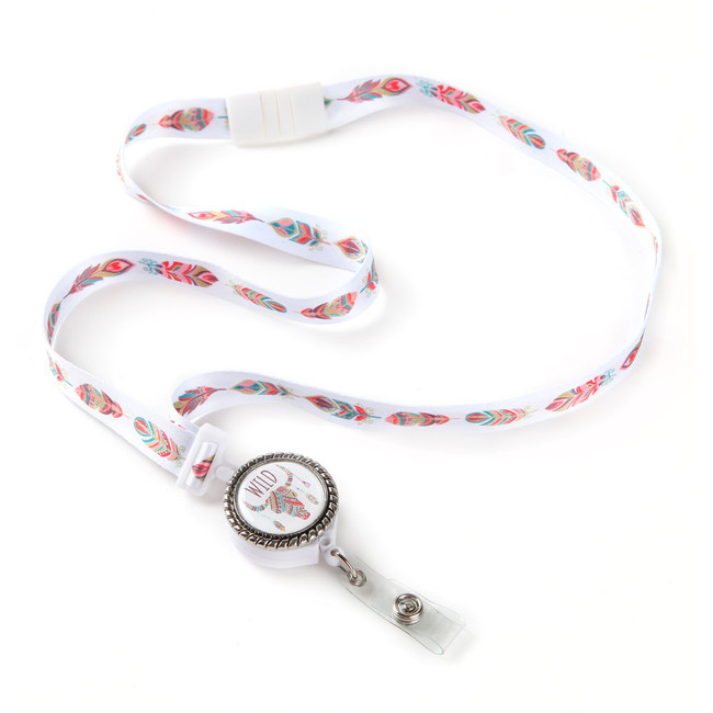 Southwest Ribbon Lanyard