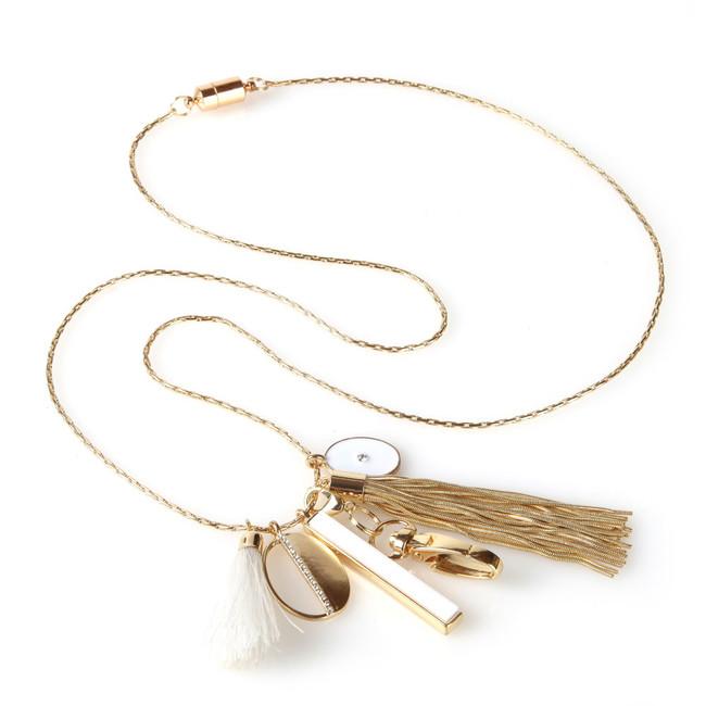 Gatsby Chain Fashion Lanyard