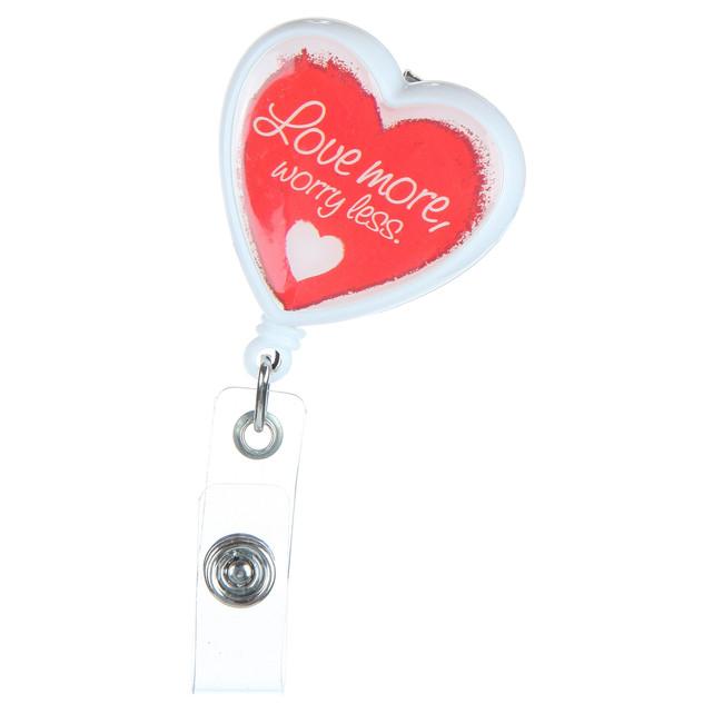 Love More Badge Reel