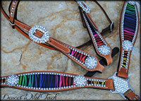 Rainbow Bling Set