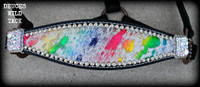 Metallic Rainbow Halter