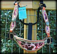 Lightning Cheek Halter - More Colors