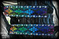 Skinny Aztec Rope Halter
