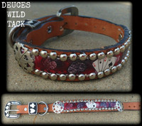 All In Dog Collar 10-21""