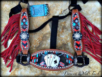 Native Cards Cheek Halter