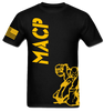 Black and Gold Fight Shirt