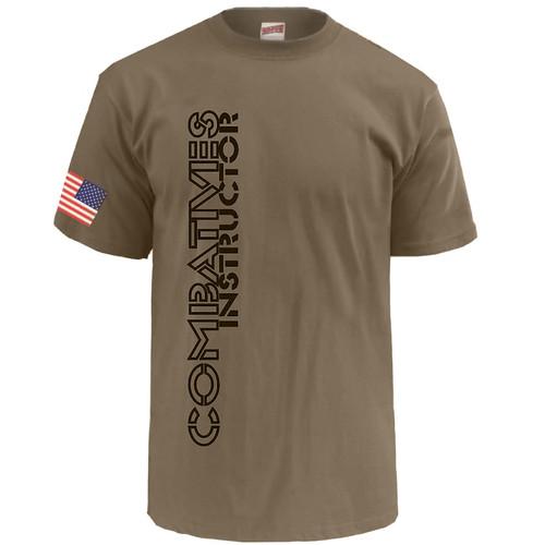 Tan 499 Combatives Instructor Shirt
