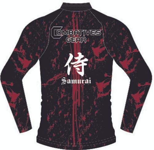 Combatives Gear Full Sleeve Samurai Rash Guard