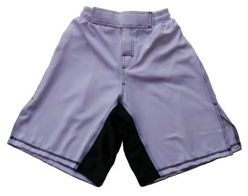 White MMA Shorts