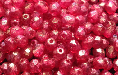 A rich, full textured Crystal Pink that gives that old school Vaseline look....