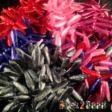 Metallic Red, Metallic Blue, Metallic Multi, Metallic Purple, Metallic Pink, and Metallic Green 150 pieces each !