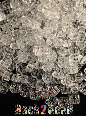 4Ceed© in Crystal, app. 270 beads per 25 grams....