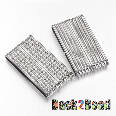 These are great for people who struggle with normal clasps! Excellent for bracelets or necklaces making. They have great strong magnets which can help to connect your favorite necklaces or bracelets
