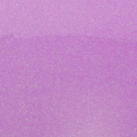"Iron-on Neon Purple Glitter 19.75"" x 36"""