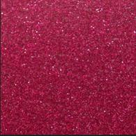 """Iron-on Cherry Glitter 19.75"""" x 36"""""""