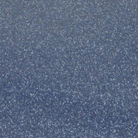 "Iron-on Sapphire Glitter 9.875"" x 12"""