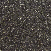 "Iron-on Black Gold Glitter 9.875"" x 12"""