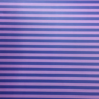 "Purple Stripe (Matte) 12""x 24"""