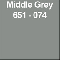"Middle Grey (Gloss) 12"" x 5yd"