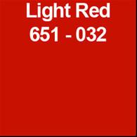 "Light Red (Gloss) 12"" x 10yd"