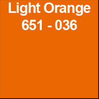 "Light Orange (Gloss) 12"" x 10yd"