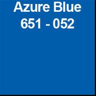 """Azure Blue (Gloss) 12"""" x 10yd"""