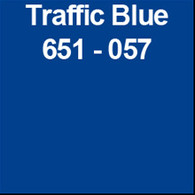 "Traffic Blue (Gloss) 12"" x 10yd"
