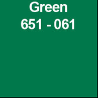 "Green (Gloss) 12"" x 10yd"