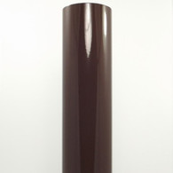 "Brown (Gloss) 12"" x 10yd"