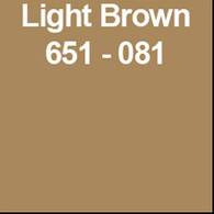 "Light Brown (Gloss) 12"" x 10yd"