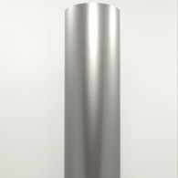 "Silver Grey Metallic (Gloss) 12"" x 10yd"