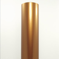 "Copper Metallic (Gloss) 12"" x 10yd"