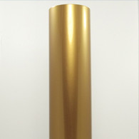 "Gold Metallic 751 (Gloss) 12"" x 5yd"