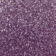 "Iron-on Lavender Glitter 9.875"" x 12"""
