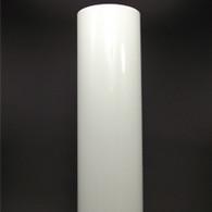 """White 751 (Gloss) 12"""" x 10yd"""