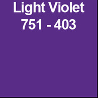 "Light Violet 751 (Gloss) 12"" x 10yd"