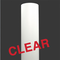 "Clear (Matte) 12"" x 10yd"