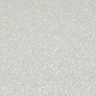 "Iron-on Silver Glitter 9.875"" x 12"""