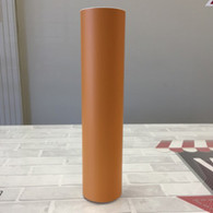 "Orange Brown (Matte) 12"" x 5yd"