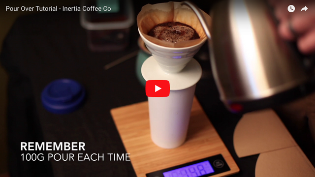 How to Make a Pour Over - Video Tutorial