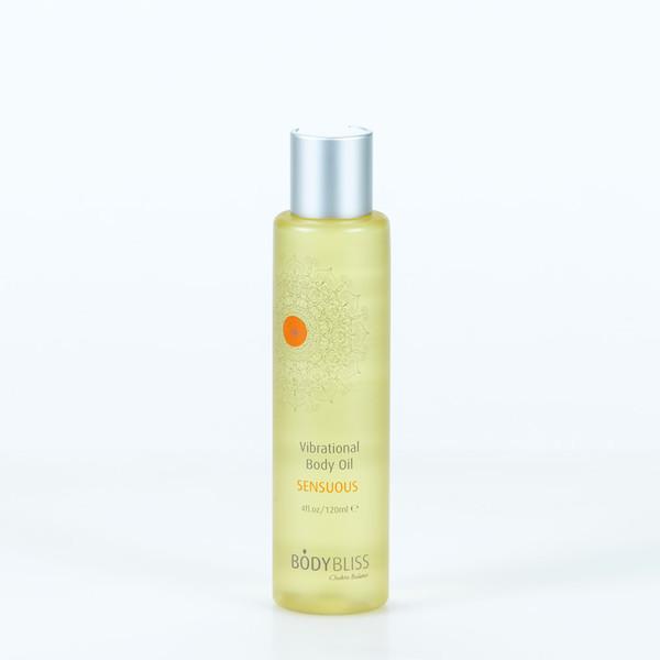 SENSUOUS Vibrational Body Oil