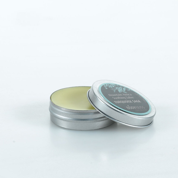 Turquoise Sage Mountain Arnica Soothing Salve