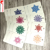 8 Printable Colorful Snowflake Gift Tags-01