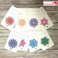 8 Printable Colorful Snowflake Gift Tags-02