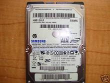 SAMSUNG HM120JI, 120GB, SATA, REV A, F/W: YF100-18