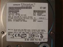 HITACHI HUA721050KLA330, 500GB SATA MLC: BA2588 0A35000 360279359095