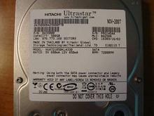HITACHI HUA721050KLA330, 500GB SATA MLC: BA2588 0A35000 360287334353