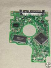 HITACHI HTS541080G9SA00 SATA MLC:DA1265 PN:0A27404 PCB 250503260280